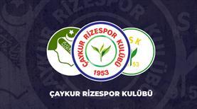 Çaykur Rizespor'da vaka sayısı 2'ye yükseldi