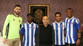 Ankaraspor'dan 4 takviye
