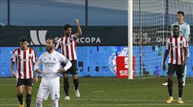 Real, Süper Kupa'ya veda etti