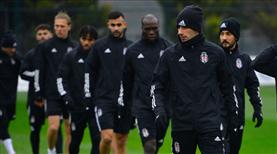 Beşiktaş'ın derbi kadrosu netleşti