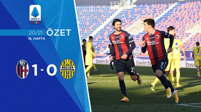 ÖZET | Bologna 1-0 Hellas Verona