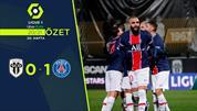 ÖZET | Angers 0-1 PSG