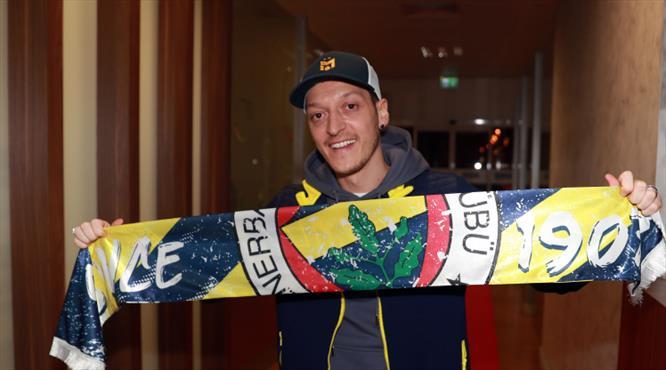 Fenerbahçe, Mesut Özil ile rekor kırdı