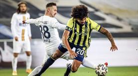Fenerbahçe-MKE Ankaragücü maçının notları