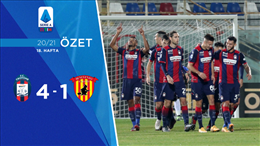 ÖZET | Crotone 4-1 Benevento