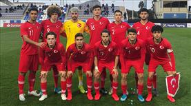 U19 millilerin aday kadrosu açıklandı