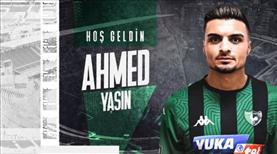 Y. Denizlispor, Ahmed Yasin'i kadrosuna kattı