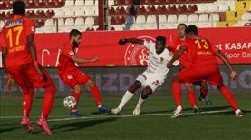 A. Hatayspor - Y. Malatyaspor maçının ardından
