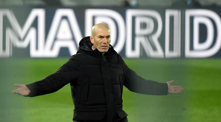 Zinedine Zidane koronavirüse yakalandı