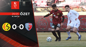 ÖZET   Eskişehirspor 0-0 Ankaraspor