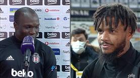 Beşiktaş - Göztepe maçının ardından