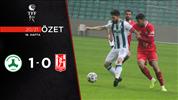 ÖZET | Giresunspor 1-0 Aydeniz Et Balıkesirspor