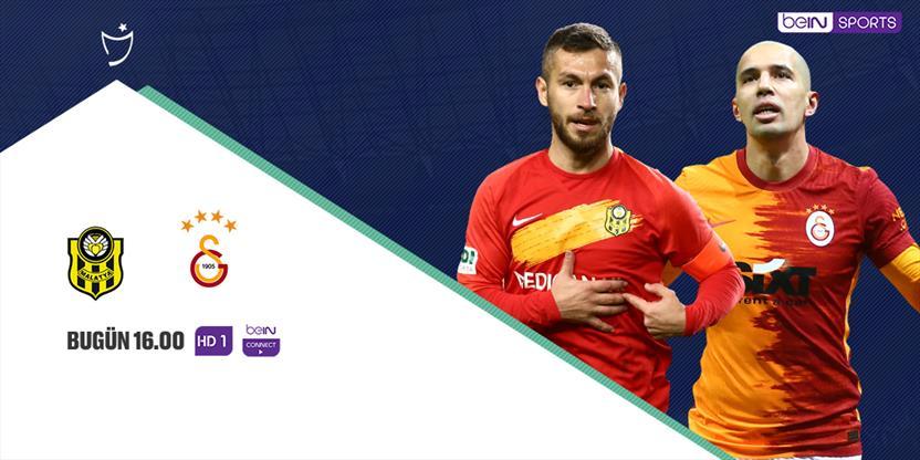 CANLI | Yeni Malatyaspor - Galatasaray