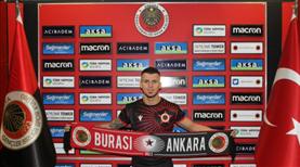 Gençlerbirliği, Spiridonovic'i transfer etti