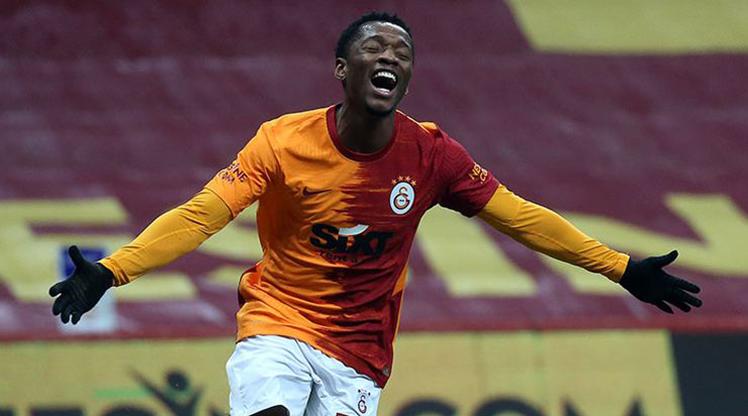 Galatasaray, Sekidika'yı İH Konyaspor'a kiraladı