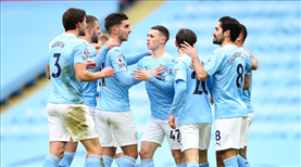 Manchester City, Sheffield United'ı tek golle geçti