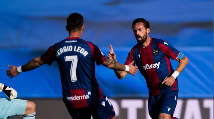 Real Madrid evinde Levante'ye yenildi