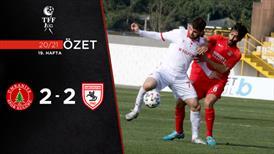 ÖZET   BS Ümraniyespor 2-2 Y. Samsunspor