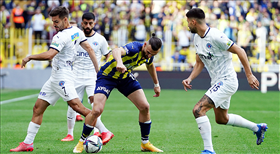 Kasımpaşa'nın Fenerbahçe'ye şansı tutmuyor!