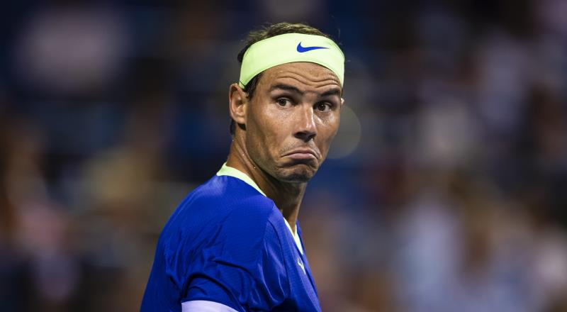 Nadal: Döneceğim tarih belli değil