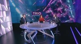 Gecenin tartışmalı pozisyonları TRİO'da konuşuldu