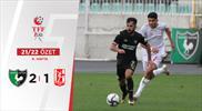 ÖZET | Altaş Denizlispor 2-1 Balıkesirspor