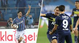 Trabzonspor - Fenerbahçe maçının golleri burada!
