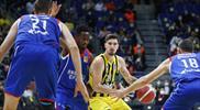 Fenerbahçe Beko, Anadolu Efes'i farklı yendi