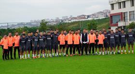 Avcı'dan Trabzonspor U19 takımına ziyaret