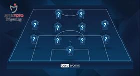 İşte Süper Lig'de 9. haftanın en iyi 11'i!