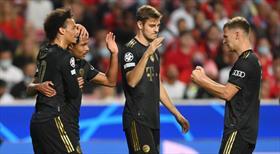 Bayern Münih ikinci yarıda açıldı: 0-4