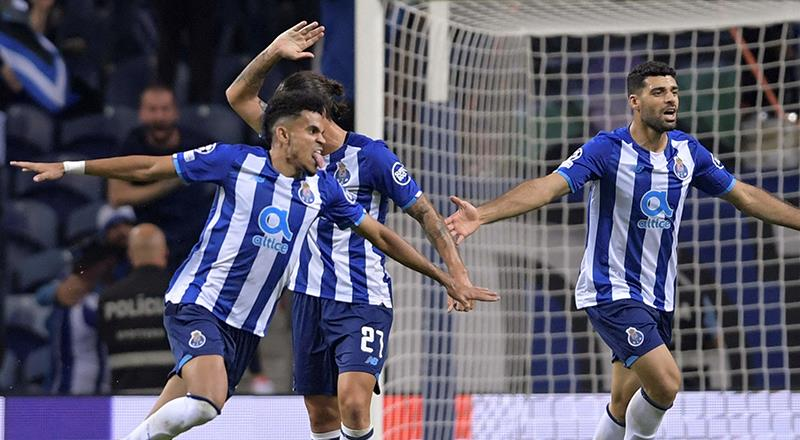 Porto, Diaz ile kazandı