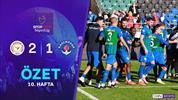 ÖZET | Çaykur Rizespor 2-1 Kasımpaşa