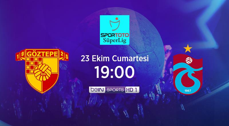 Muhtemel 11'ler | Göztepe - Trabzonspor