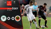 ÖZET | İH Konyaspor 0-0 Gençlerbirliği
