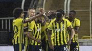 Fenerbahçe evinde vites yükseltti