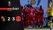 ÖZET | İstanbulspor 2-3 BS Ümraniyespor