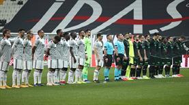 Beşiktaş-İH Konyaspor maçında epilepsiye dikkat çekildi