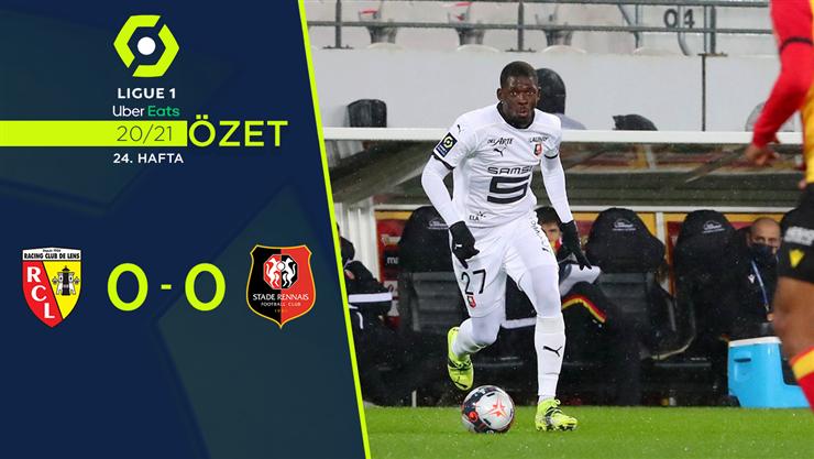 ÖZET | Lens 0-0 Rennes