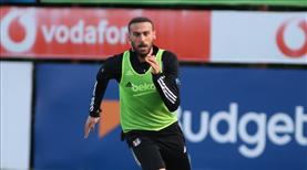 Cenk sahaya indi, Beşiktaş ara vermedi