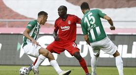 Beşiktaş, İH Konyaspor deplasmanında