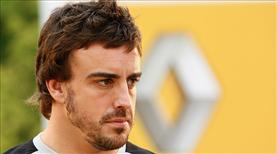 Fernando Alonso trafik kazası geçirdi