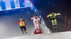Red Bull Ice Cross Dünya Şampiyonas başladı