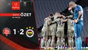 ÖZET   Fatih Karagümrük 1-2 Fenerbahçe