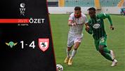 ÖZET | Akhisarspor 1-4 Y. Samsunspor