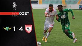 ÖZET   Akhisarspor 1-4 Y. Samsunspor