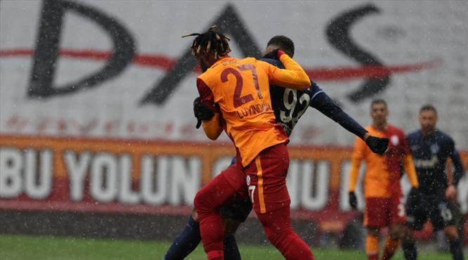Galatasaray - Kasımpaşa maçının notları