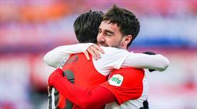 Orkun attı, Feyenoord kazandı