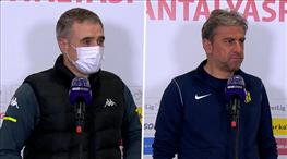 FTA Antalyaspor-Y. Malatyaspor maçının ardından