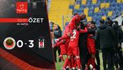 ÖZET | Gençlerbirliği 0-3 Beşiktaş